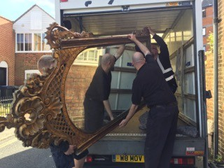 domestic removals moving mirrors and pictures