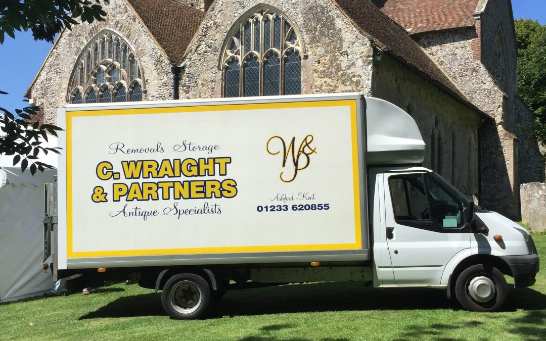 Kent Removals Service for the Stour Music Festival
