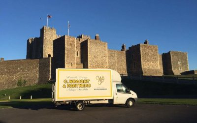 Antique removals for the English Heritage