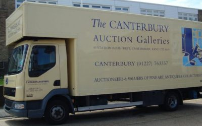 Antique removals Kent and Auction Logistics with CWraight Removals