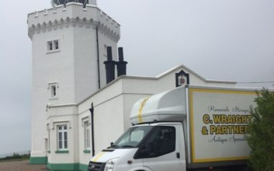 Antique Removals – Moving Lighthouse Batteries for the English Heritage Trust