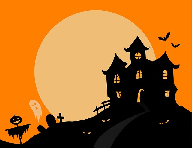 Halloween House Removals
